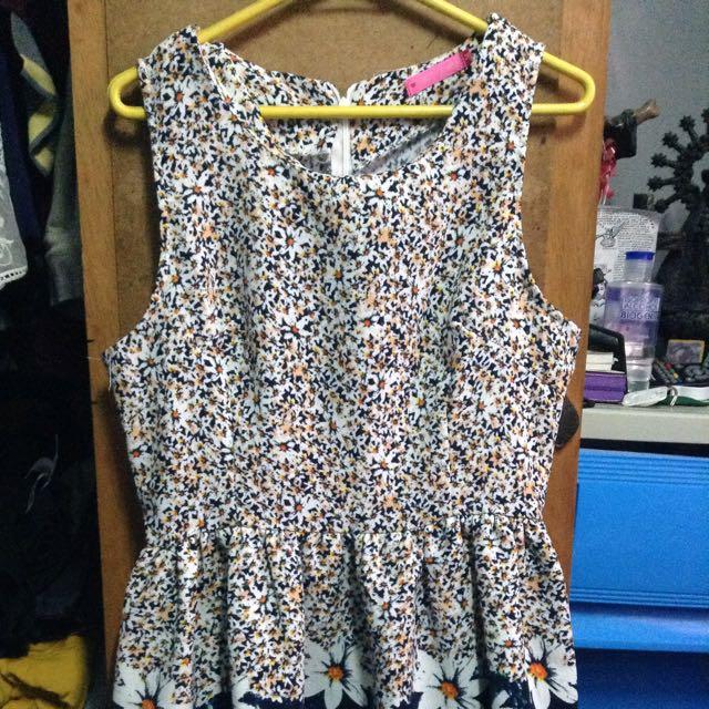 Floral Dresss