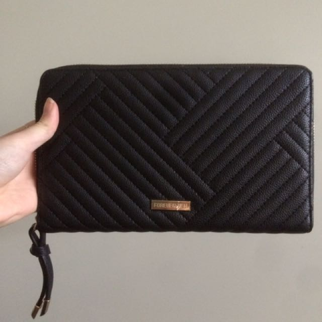 Forever new Travel Wallet Purse Clutch