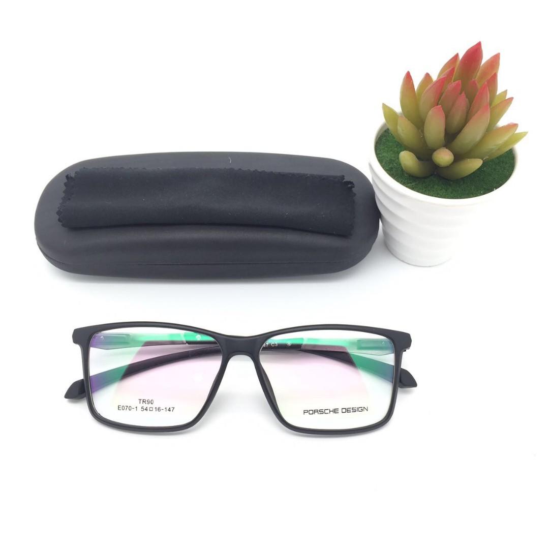 Frame Kacamata Baca PORSCHE DESIGN E070 Lensa Anti Radiasi