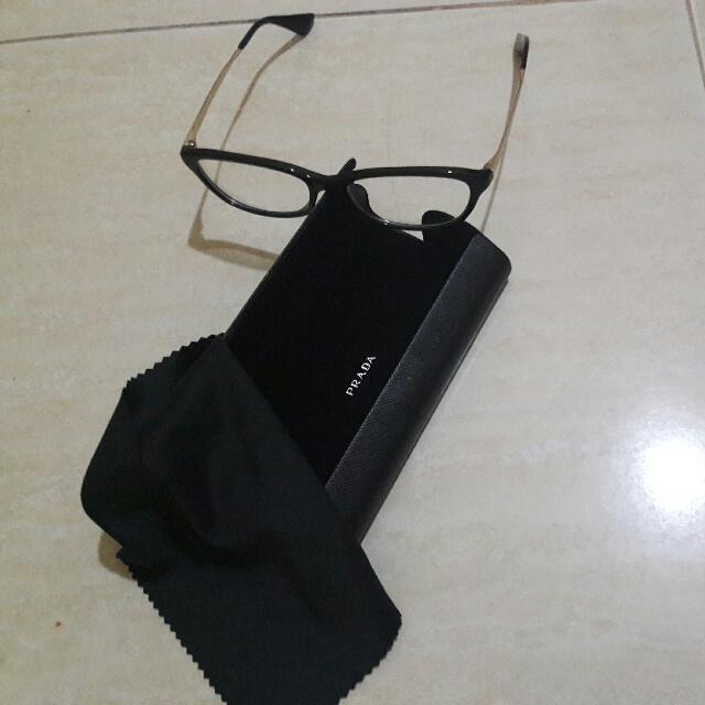 Frame Kacamata Prada (VPR01R) ORIGINAL