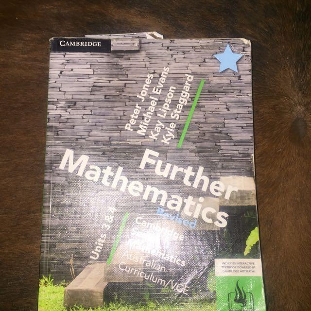 Further Mathematics