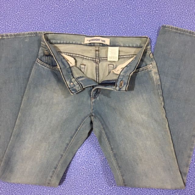 GAP PANTS Straight Leg