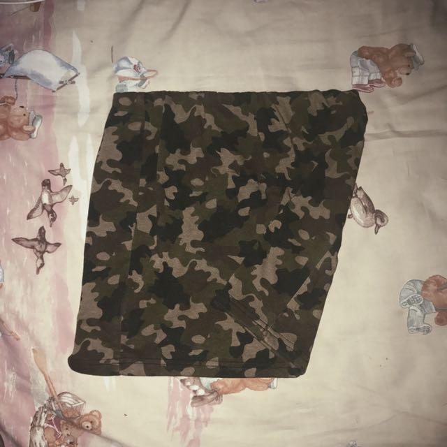 GAUDI army Skirt