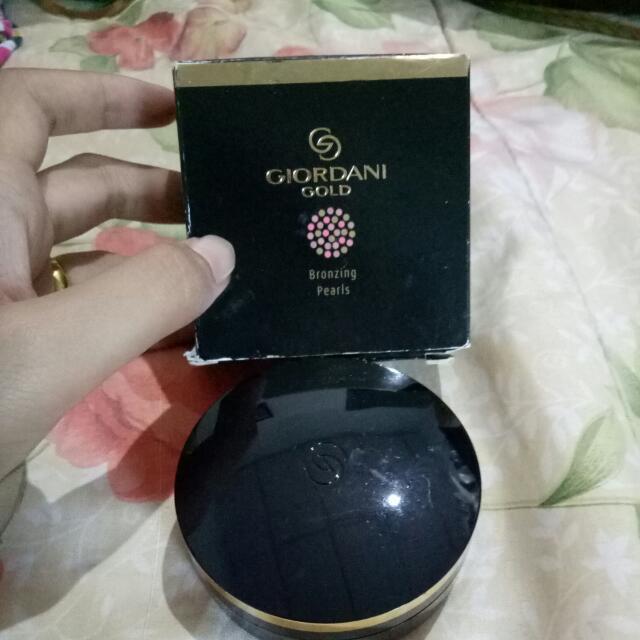 Giordani Gold Bronzing Pearls Oriflame
