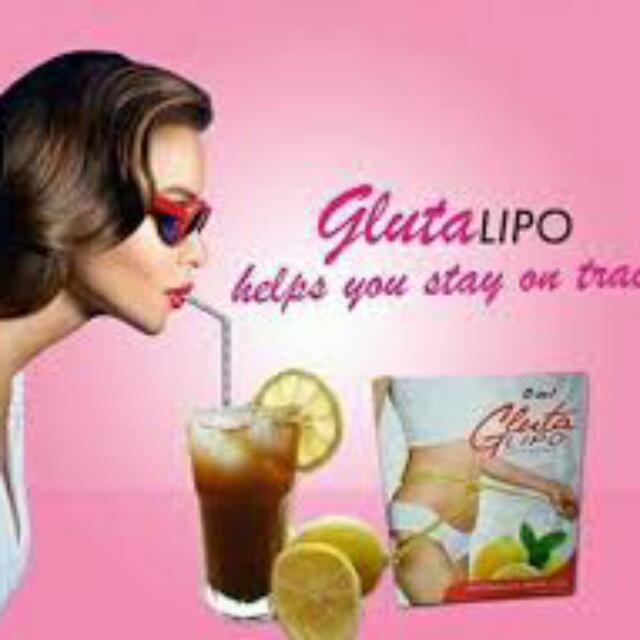 Gluta Lipo 12in1 slimming Juice