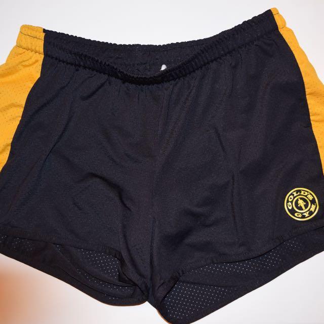 Golds Gym Ladies Gym Shorts