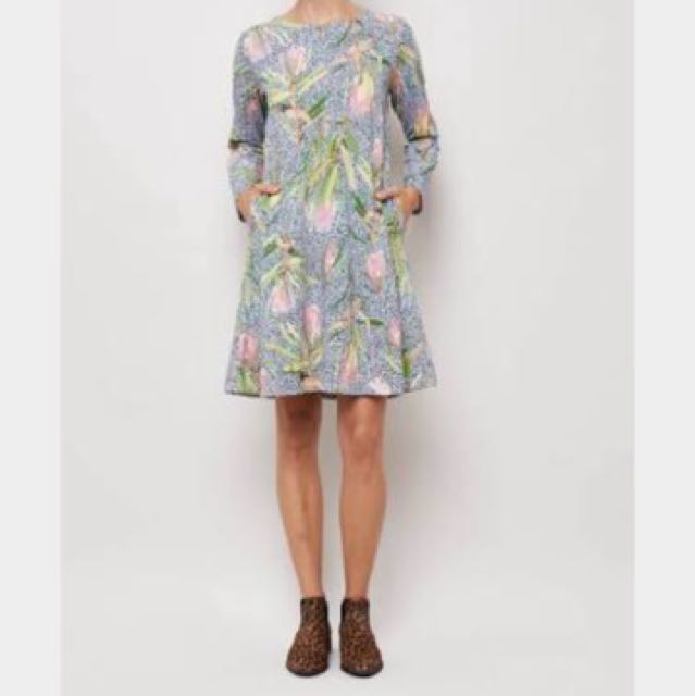 Gorman Come And go Swing Dress