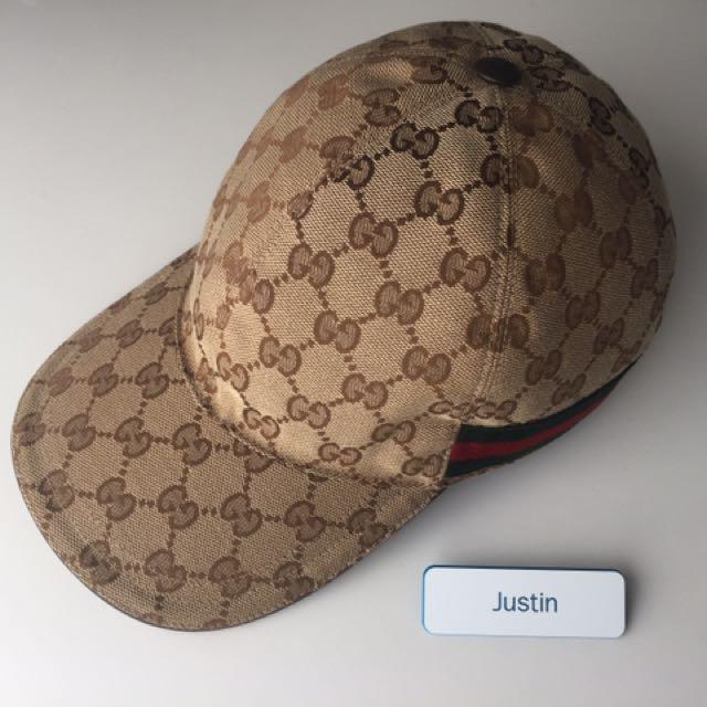 Gucci GG Cap