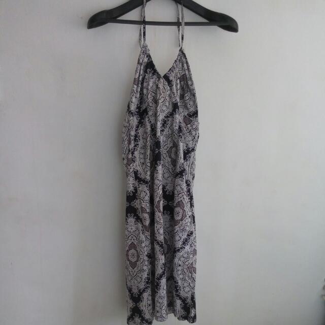 H & M Halter Dress