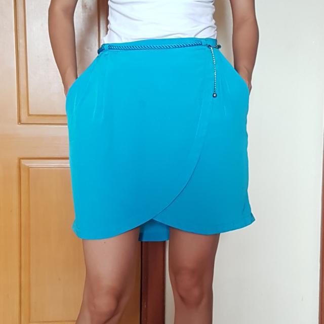 H&M Petal Skirt