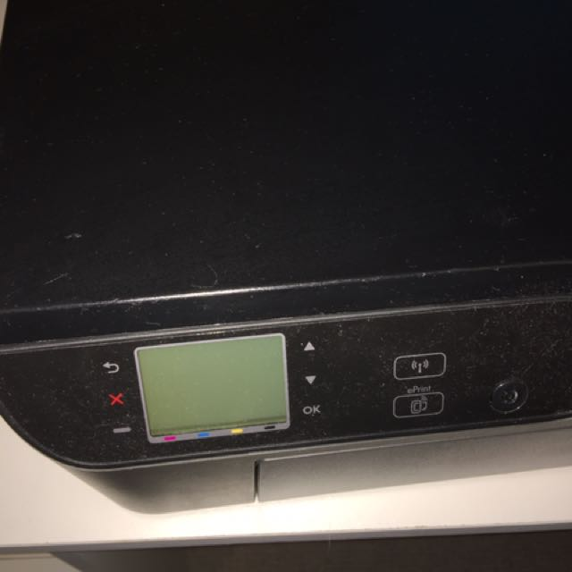 HP Wireless Printet