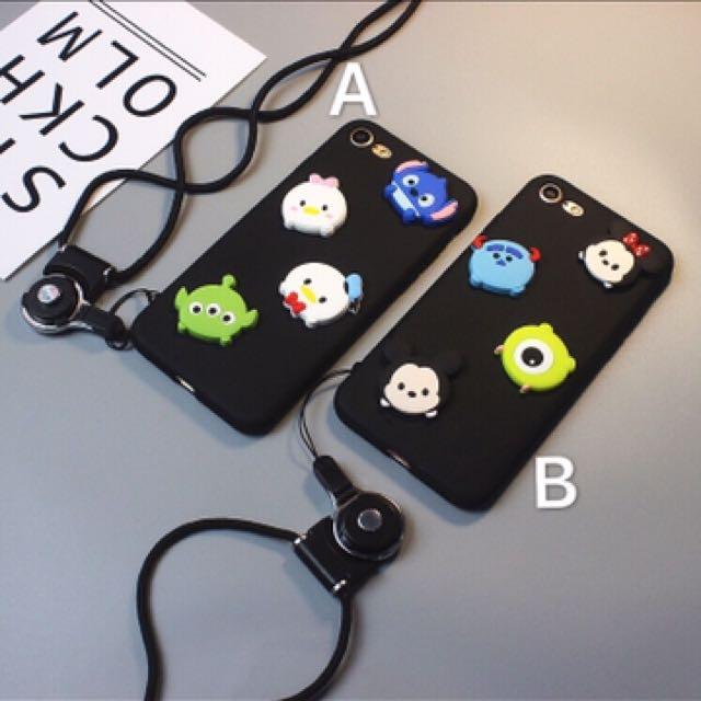 立體米奇造型系列~iphone7/7plus手機殼