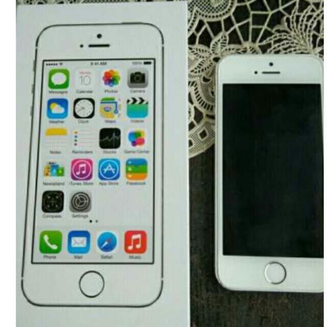 Iphone 5S 16 GB IBOX