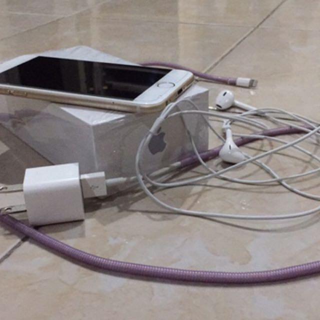 Iphone 6 roseGold 16 gb