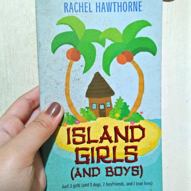 Island Girls (And Boys) by Rachel Hawthorne