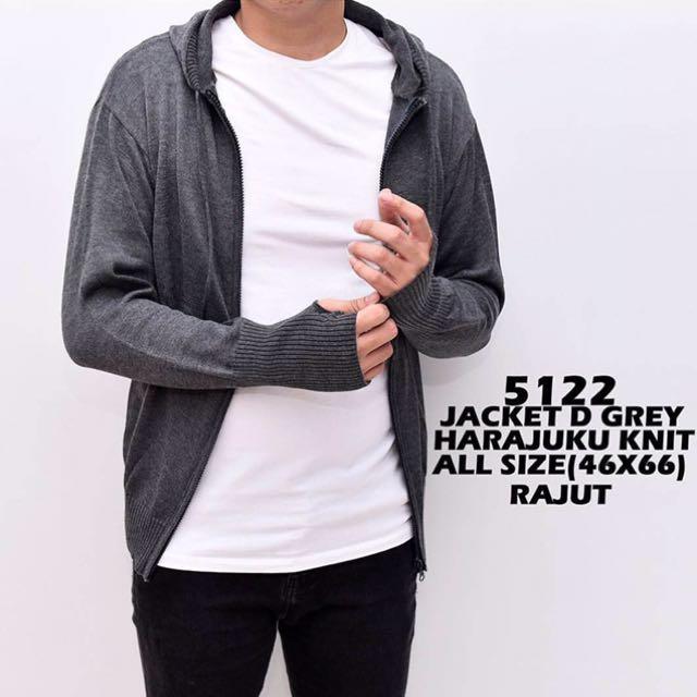 Jaket Harajuku