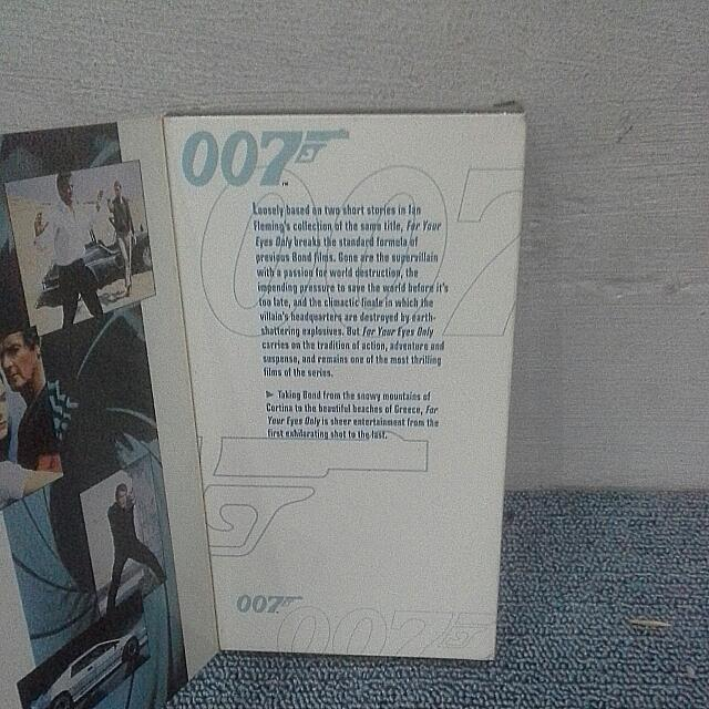 James Bond Remasted Collector Edition For Your Eyes Only