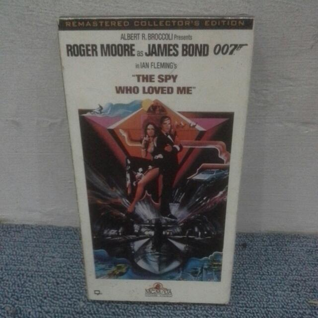 James Bond Remastered Collector Edition The Spy Who Love Me