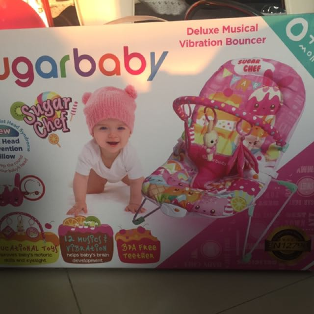 Jual Murah Bouncer Sugar Baby