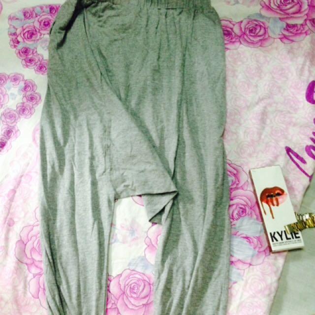Kashieca Jogger Pants Gray