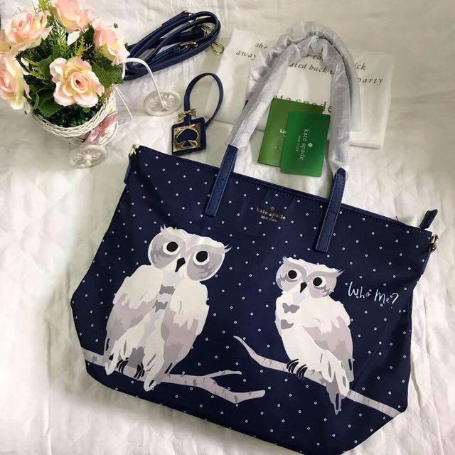 Kate Spade Owl Bags