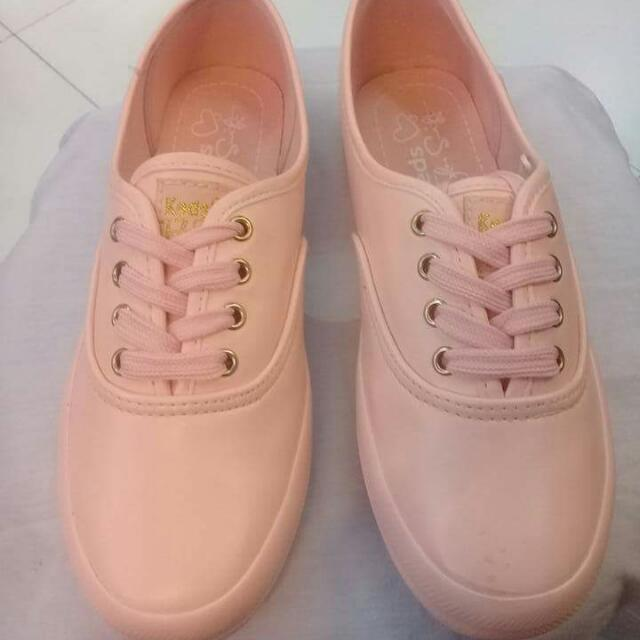 KEDS (Pink) - Leather