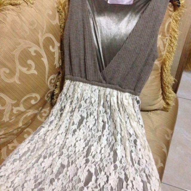 Lace Dress By Jrep