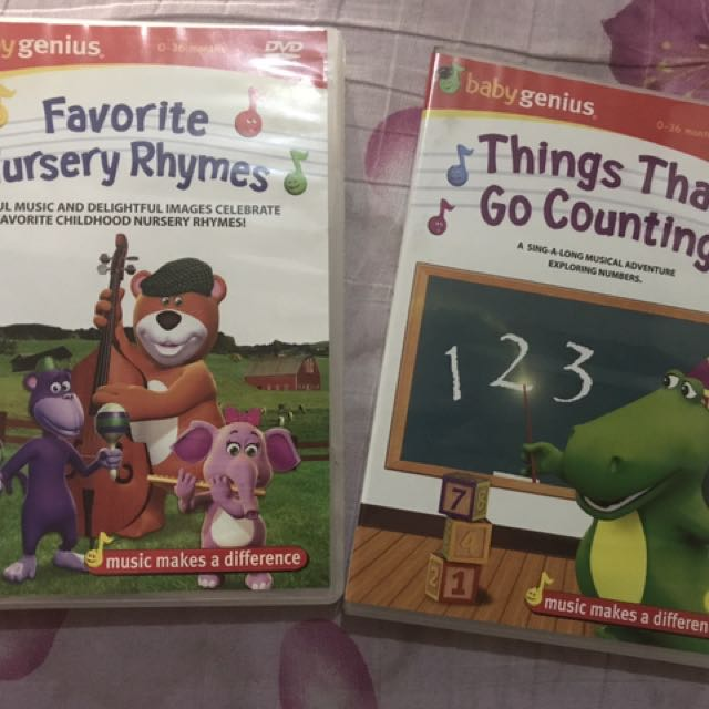 Learning DVDs For Kids