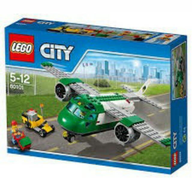 Lego City Cargo Plane 60101, Toys & Games, Toys on Carousell