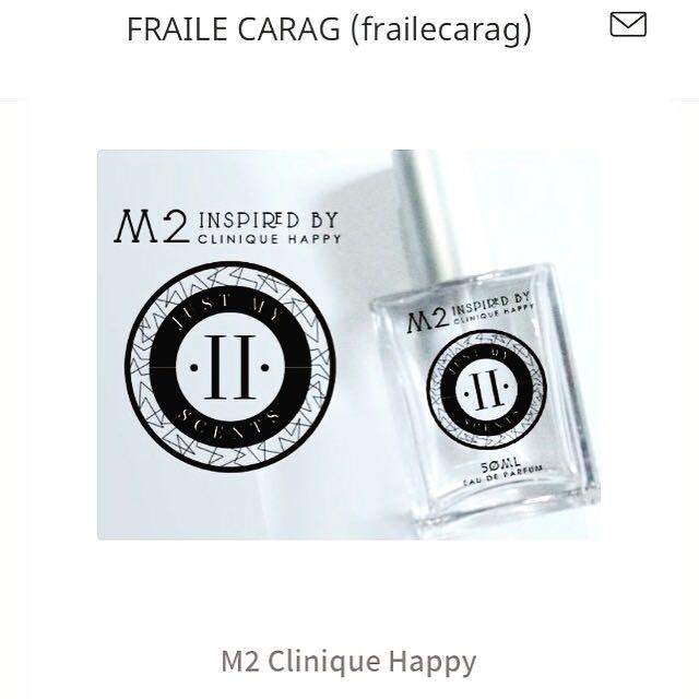 M2 Clinique Happy