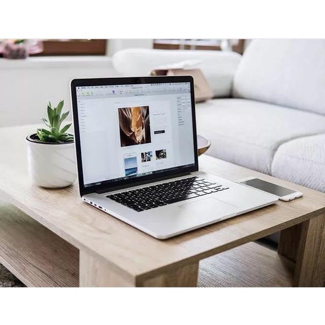MacBook Pro Mid 2012 i7 8GB 512SSD
