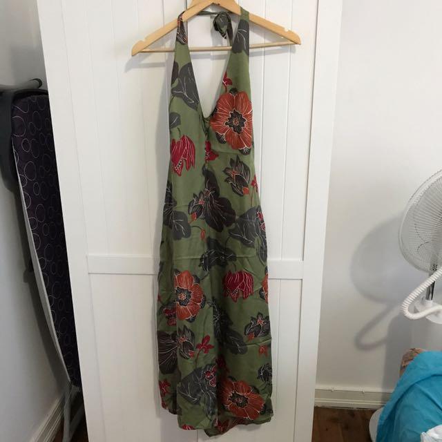 Max Mara Silk Dress | USA Size 10