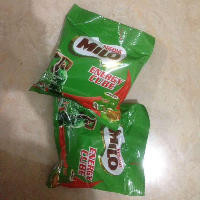 Milo Cube 50pcs Free Ongkir