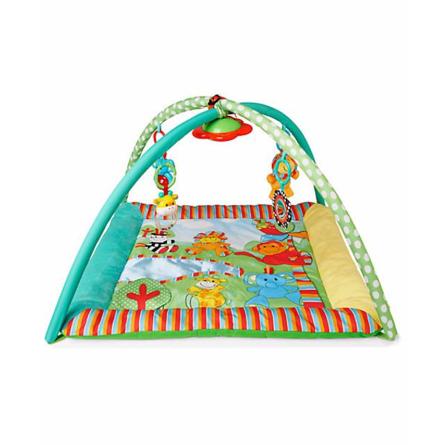 new products 48d53 91905 Mothercare Baby Safari Playmat, Babies & Kids, Toys ...