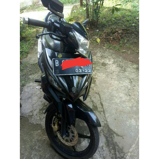 Motor Yamaha MX Thn 2012