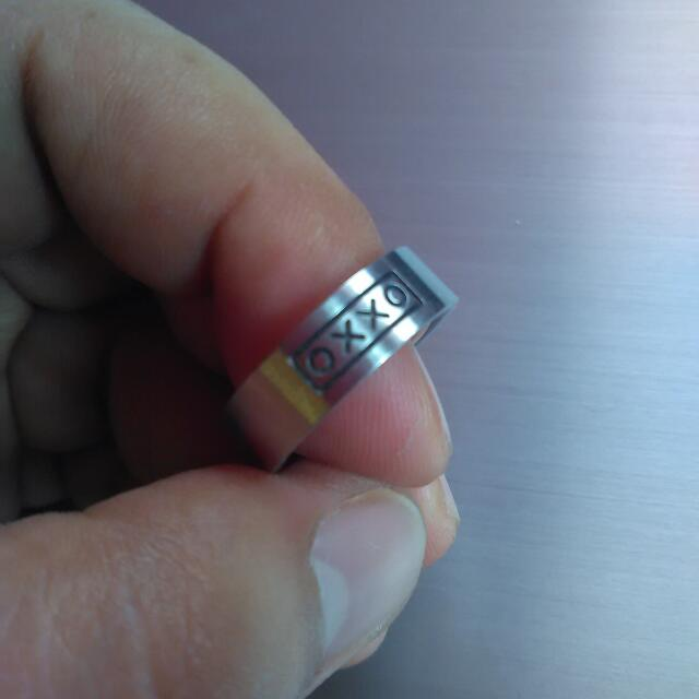 My Beloved Stainless Ring