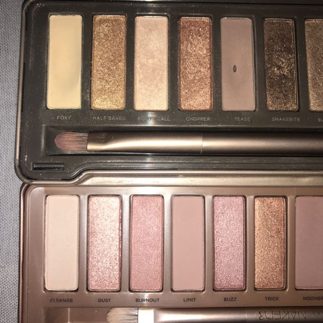 Naked 2 Palette Eyeshadow