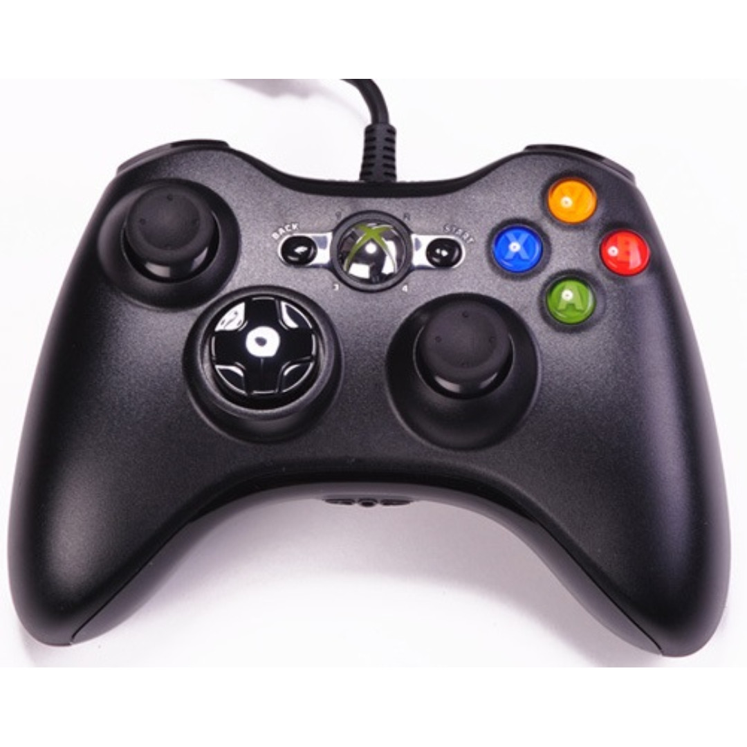 7ae5f9f947e New in Box Wired XBox 360 Game Controller for Window PC Computer ...