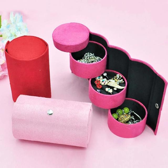 New Special Multi Tier Jewellery Case Container Box