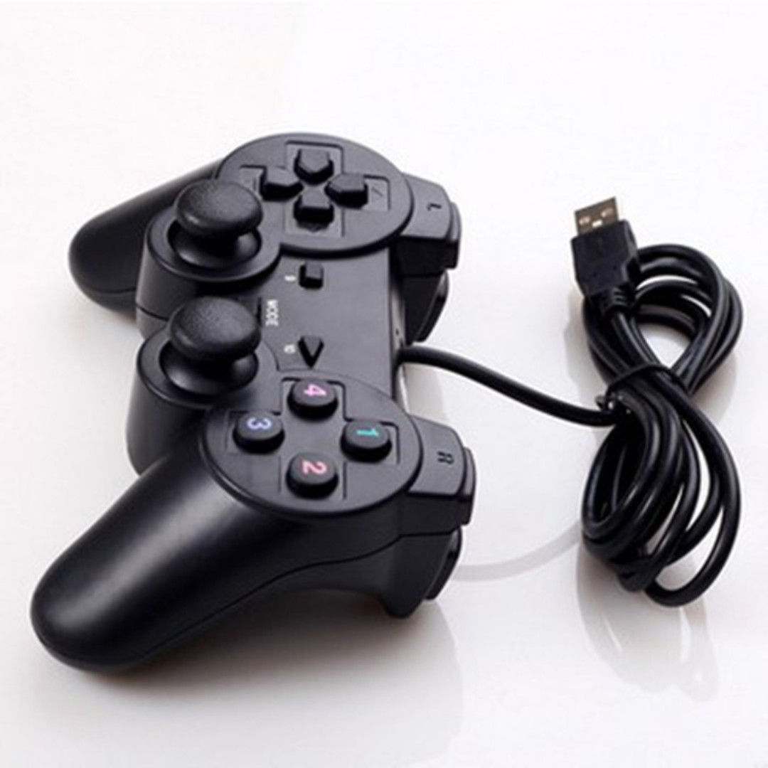 NEW USB Game Controller for PC, Steam, Emulator Games Fifa
