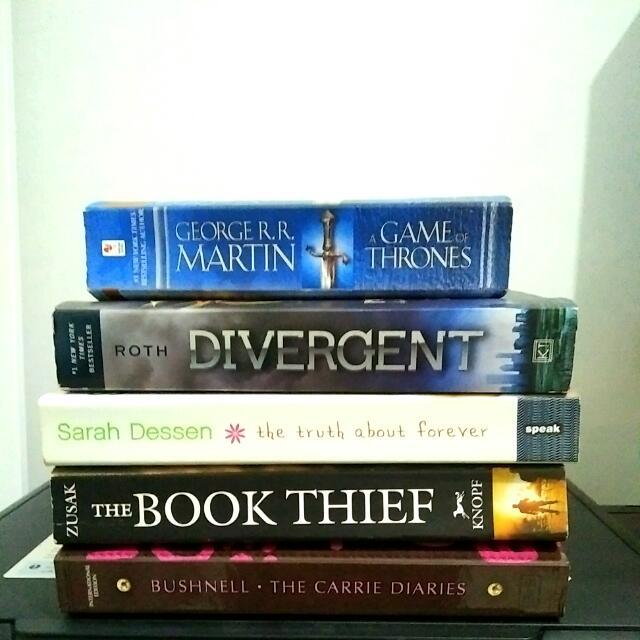 Novels for sale 💖