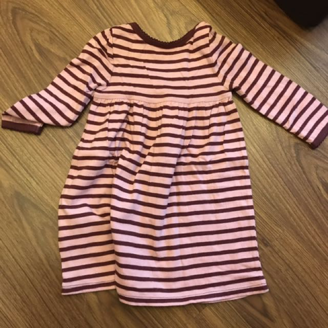 old navy dress 6-12mos authentic