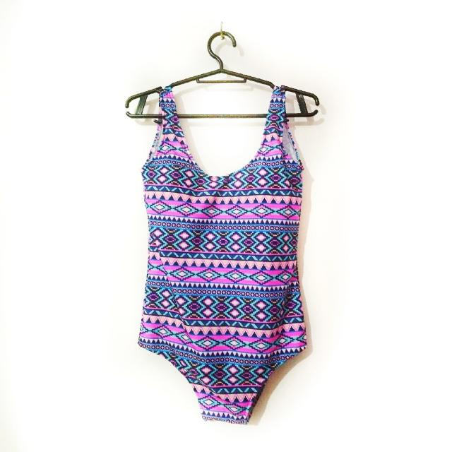 Onepiece Aztec Swimwear