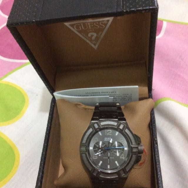 Original Mens GUESS Watch