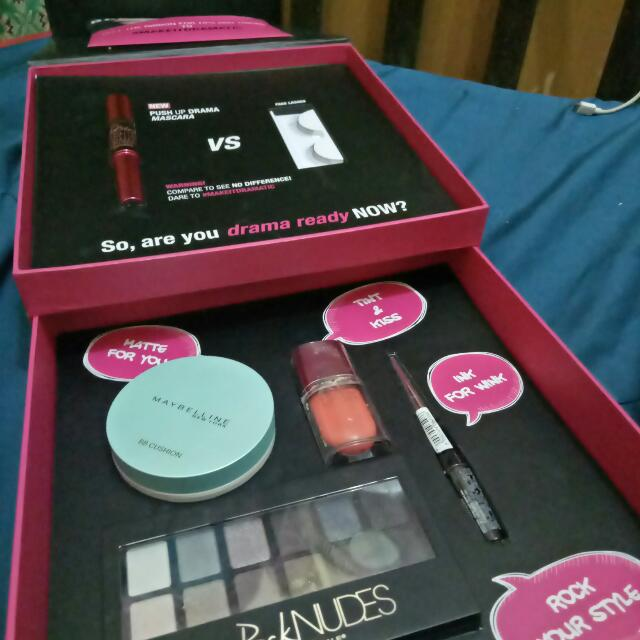 Maybelline Ori (5 in 1)