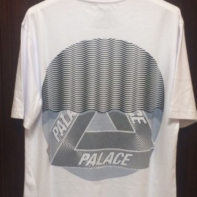 palace 短t