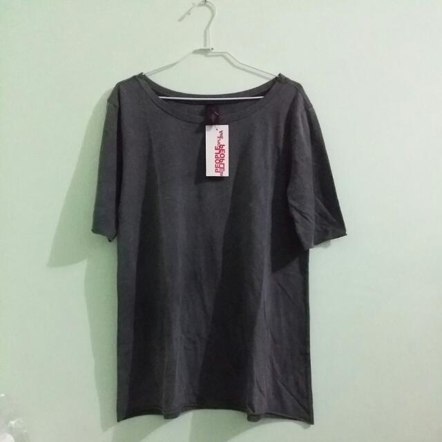 People R People Long Day Washed Tee