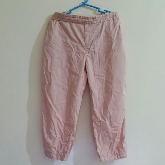 Pink Pedal Pants