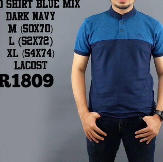 Poloshirt Six