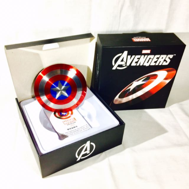 Power Bank - Captain America